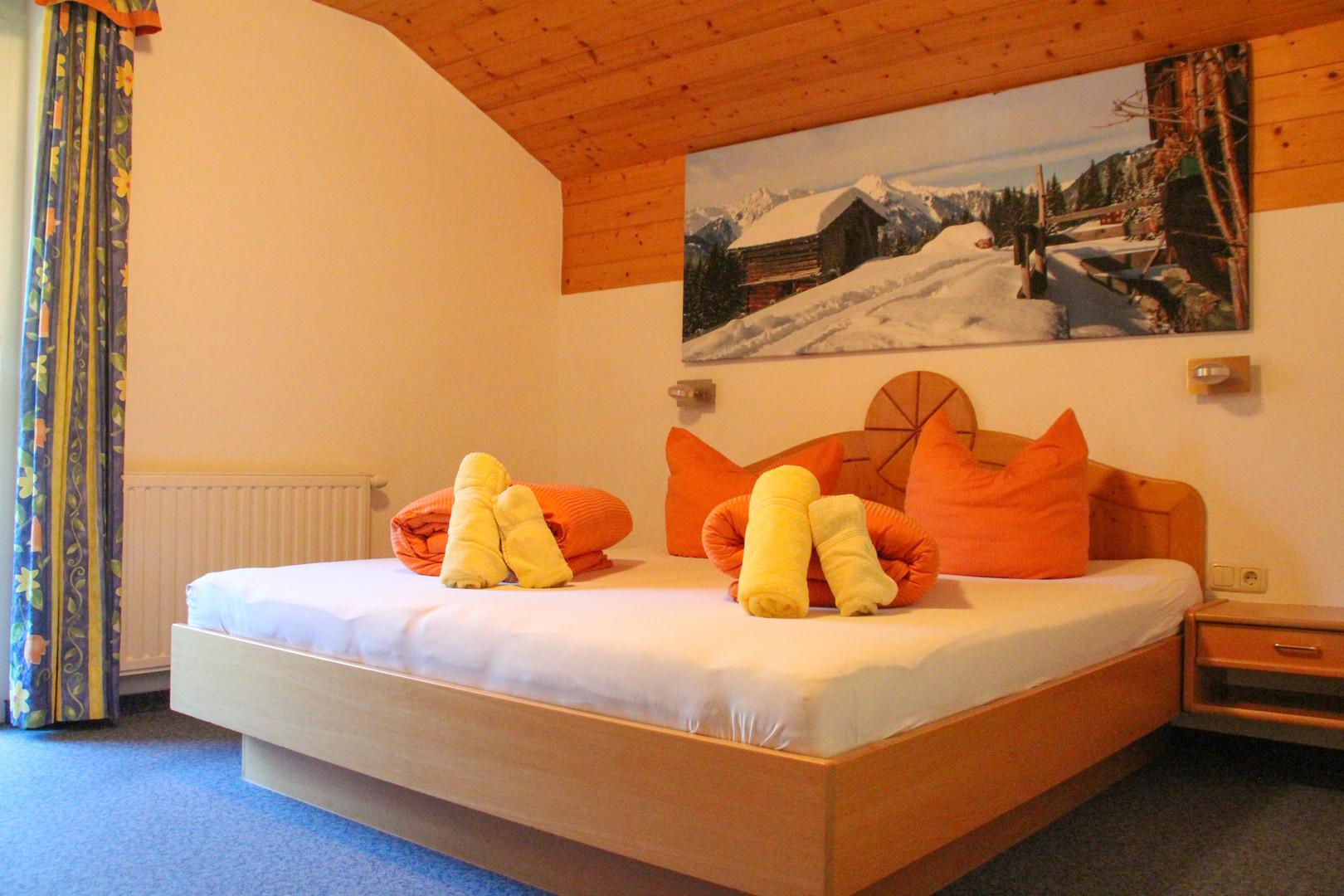 Schlafzimmer Wohnung Madrisella