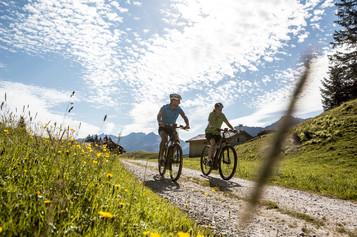 E-Biken im Montafon (c) Daniel Zangerl -
