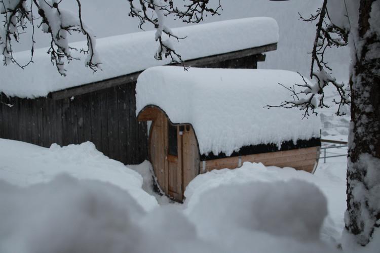Außenansicht_Sauna_Winter