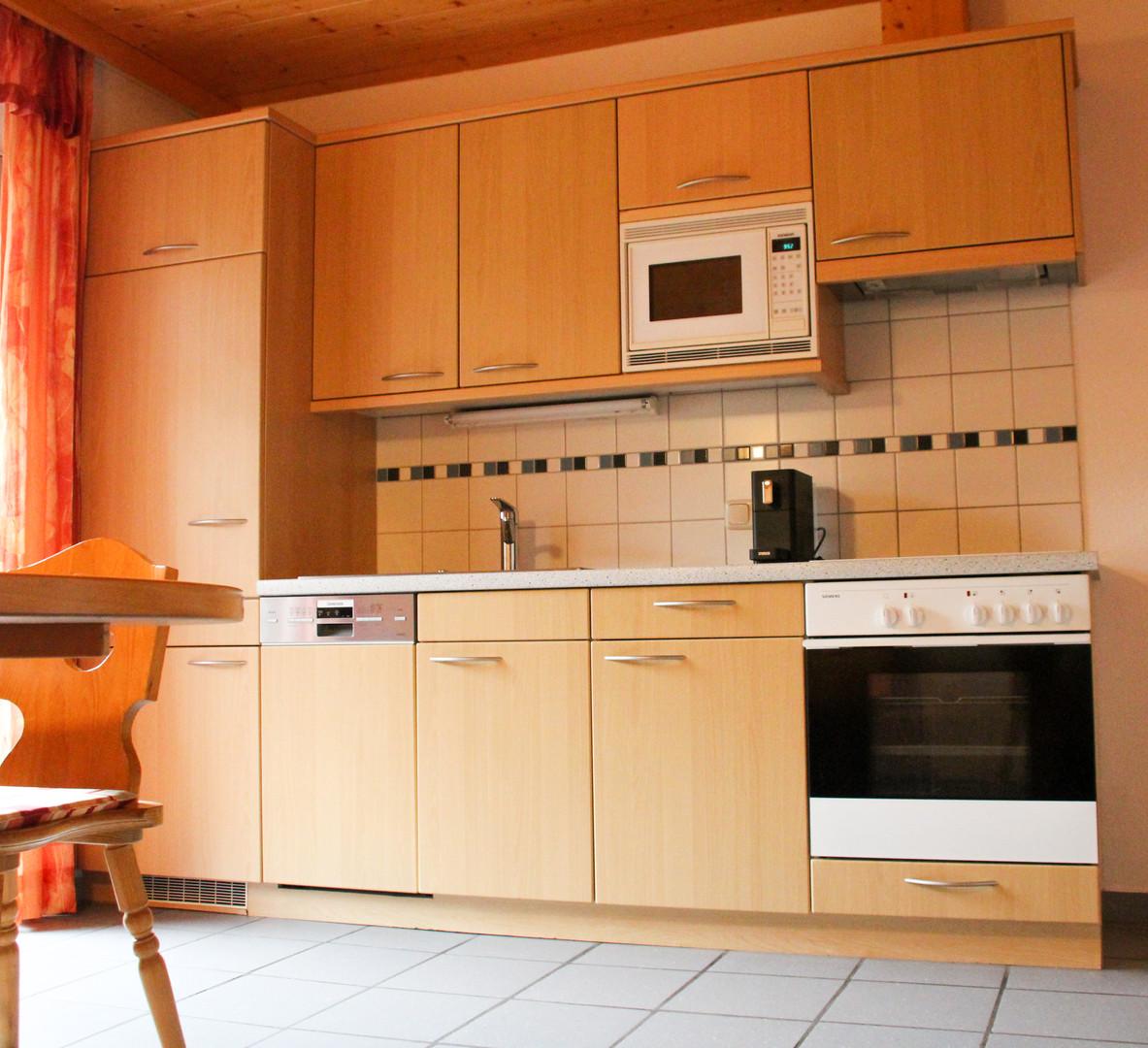 Küche Wohnung Madrisella