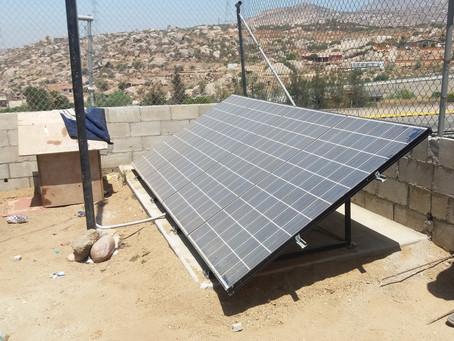 Los Paneles Solares más baratos de Tijuana