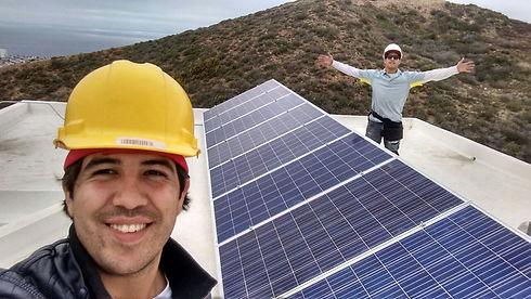 Paneles Solares en Tijuana