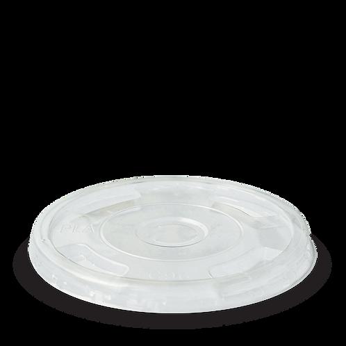 300-700 ml doorzichtig plat deksel