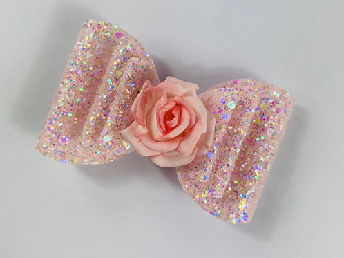 Rosey Medium Tripple Bow