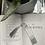 Thumbnail: Milky Bling Small Bookmark