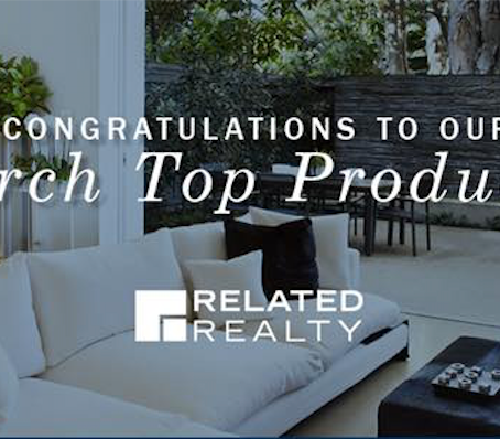 March Top Producer