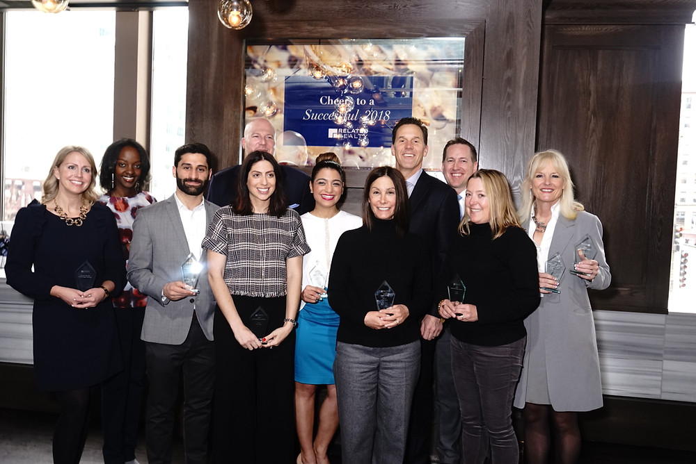 Related Realty, sales awards