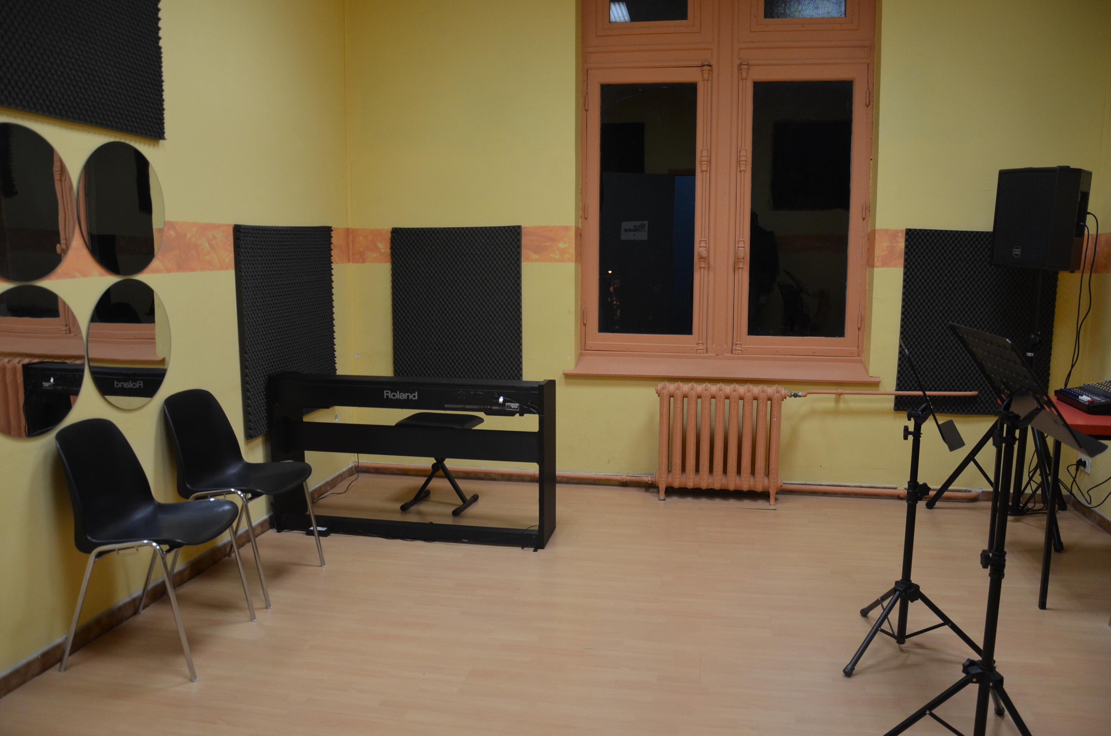 Salle Chant
