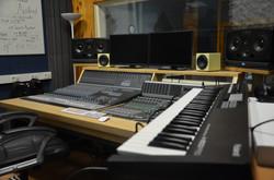 Studio - Régie