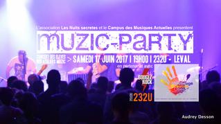 MUZIC PARTY 2k17