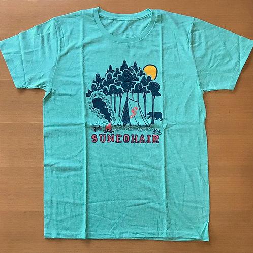 Camping Tシャツ