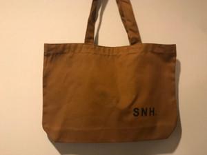 祝19周年!株式会社SNH特製 割と大きめのトートバッグ 販売のお知らせ