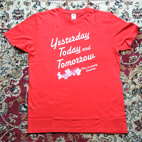 Yesterday Today and Tomorrow T-Shirts