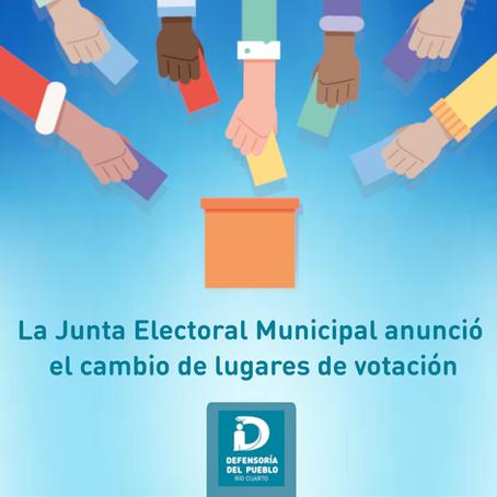 Nota presentada a la Junta Electoral