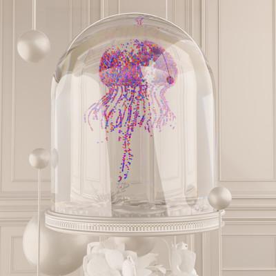 candy jellyfish