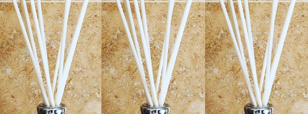 White reeds now available