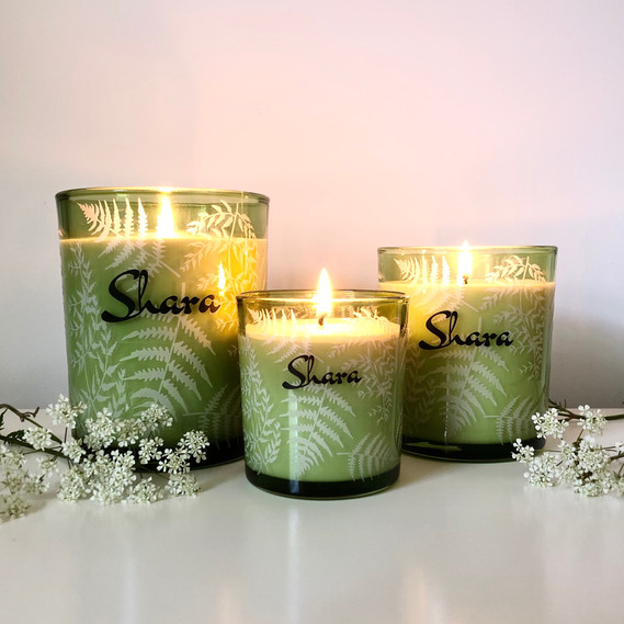 New candles for Summer!