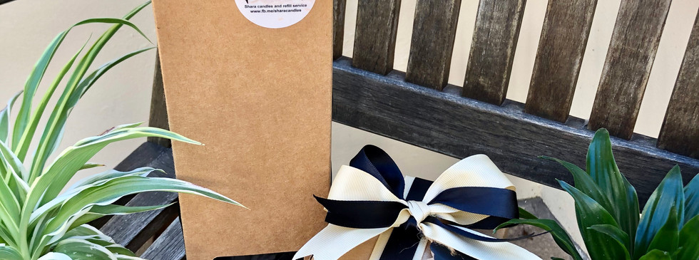 Gift wrap service now available as an optional extra