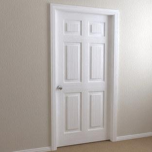 Panel & Flat Doors