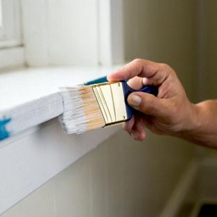 Baseboard & Trim Painting