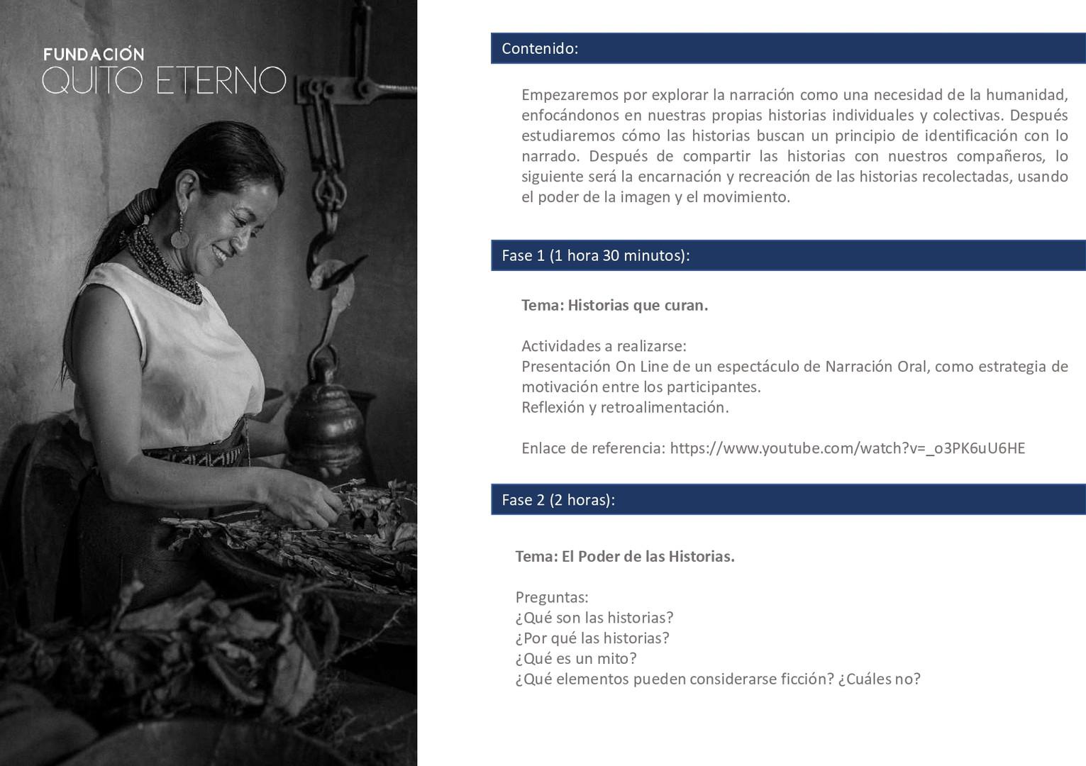 Quito Eterno - Historias que curan 5