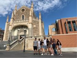 """iglesia """"Los Jerónimos"""""""
