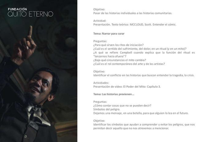 Quito Eterno - Historias que curan 8