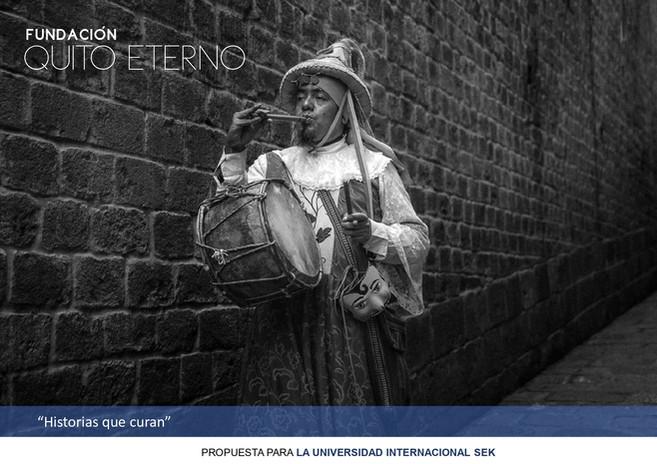 Quito Eterno - Historias que curan 1