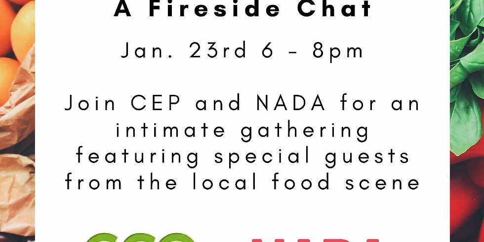 Sustainable Food: A Fireside Chat