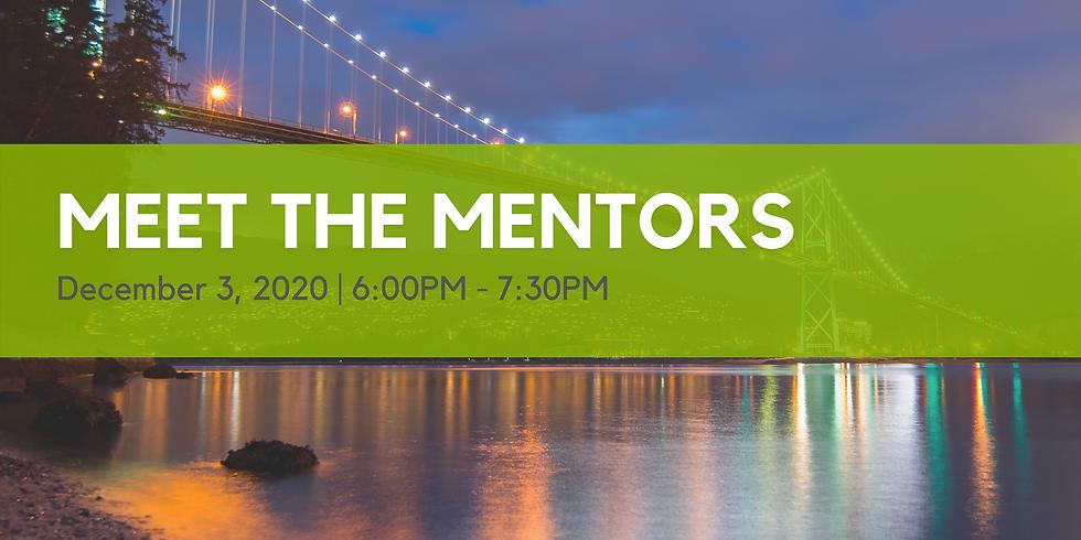 Meet the Mentors Night