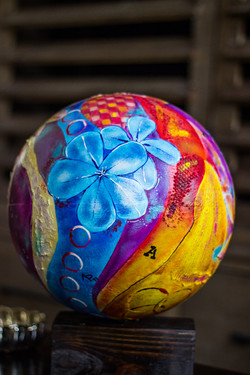 """""""Psychedelic Sphere"""""""