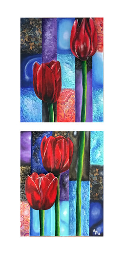 """""""Red Tulips"""""""