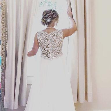 No words 😘 Dream bride right here! You