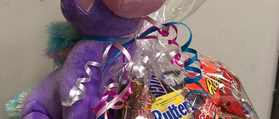 Plush Candy Bouquet