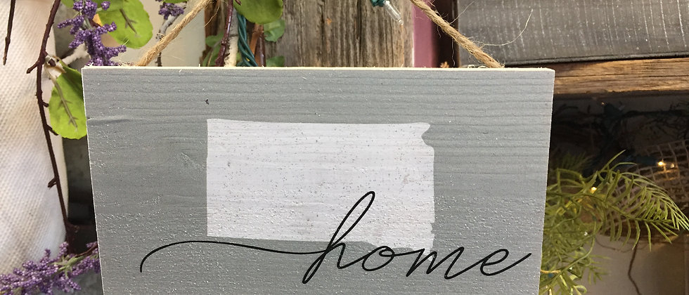 SD Home Sign