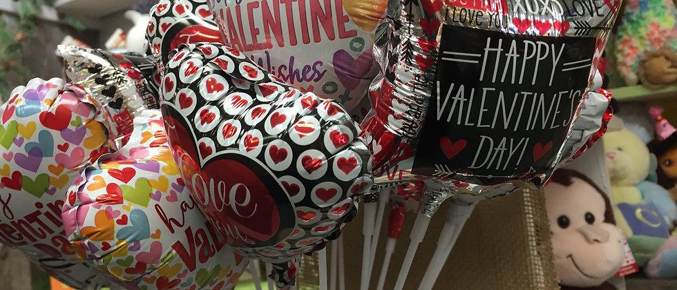 Tiny Helium Balloons