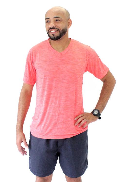 Camiseta corte v masculino- 3301