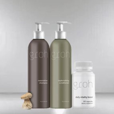 Groh Hair & Scalp Kit