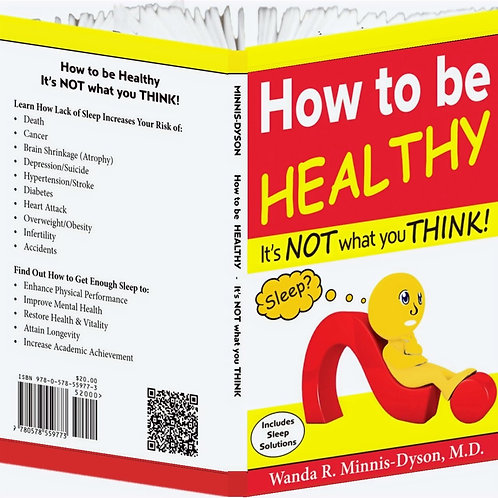 How to be HEALTHY it's NOT what you THINK!