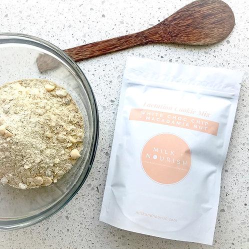 White Choc Chip & Macadamia Nut Dry Mix
