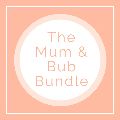 The Mum & Bub Bundle