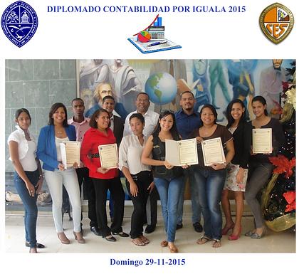 Diplomado de Contabilidad por Iguala