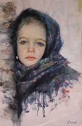 RUSSIAN GIRL 28X18.JPG