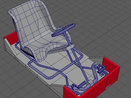 Go-kart Seat - Dev Blog #56