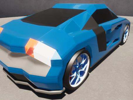 Bevel Rendering Vehicle Example - Dev Blog #6