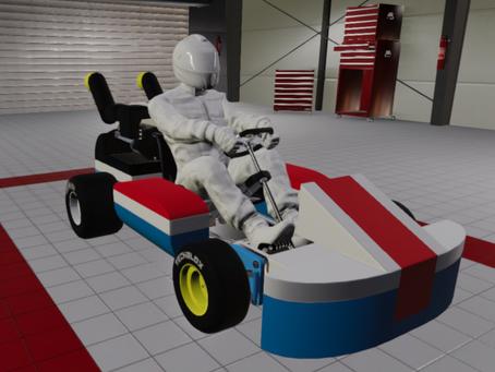 Go-Kart In Action! Dev Blog #62