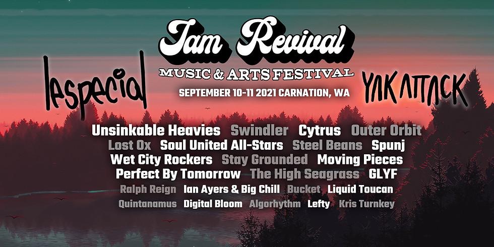 Cytrus @ Jam Revival Music Festival