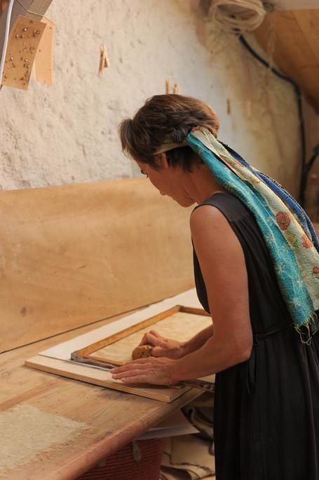 Portrait d'artisan d'art
