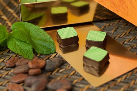 Photo chocolatier