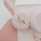 fine art wedding flat lay photographer wedding details